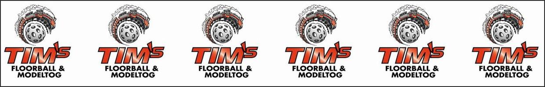 Tim´s floorball & modeltog